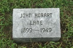 """John Hobart """"Johnny"""" LANE"""