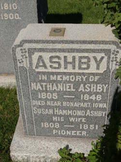 Susan <I>Hammond</I> Ashby
