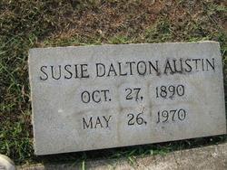 "Susan Lewis ""Susie"" <I>Dalton</I> Austin"