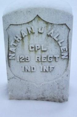 Corp Nathan J Allen