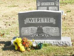 Rose Hazel <I>Daniel</I> Averette