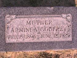 Mary Arminda <I>Olsen</I> Godfrey