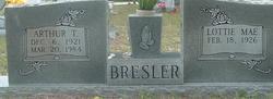 Arthur Talmadge Bresler