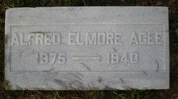 Alfred Elmore Agee