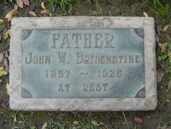 "John William ""Will"" Bridenstine"