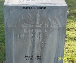 Maggie E. <I>Textorius</I> Strange