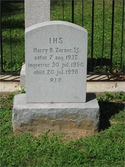 Harry B Zerner