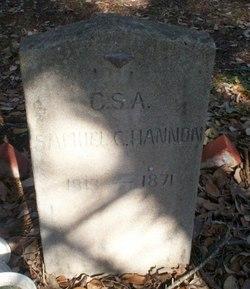 Samuel C Hannon