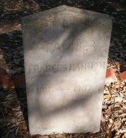 Frances <I>Moore</I> Hannon