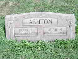 Charlotte M <I>Evans</I> Ashton