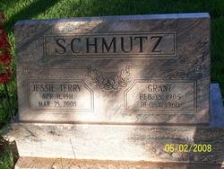 Jessie <I>Terry</I> Schmutz