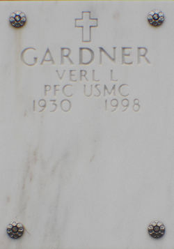 Verl Leroy Gardner