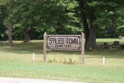 Stiles Town Cemetery