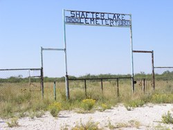 Shafter Lake Cemetery