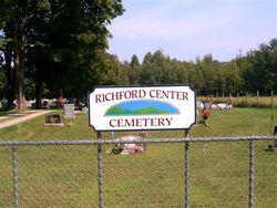 Richford Center Cemetery