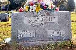 Courtney Elizabeth <I>Jones</I> Boatright
