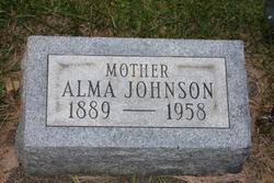 Alma Jeanette <I>Wiste</I> Johnson
