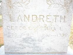 Peter Cicero Bud Landreth