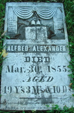 Alfred Michael Alexander