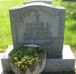 Connie L Stieber