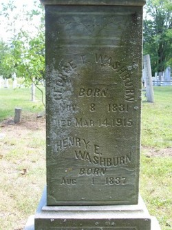 George F Washburn