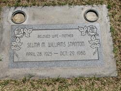 Selma Mae <I>Atkerson</I> Stanton