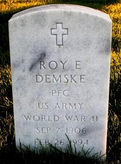 Roy Edwin Demske
