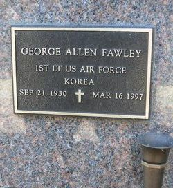 George Allen Fawley