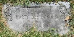 Marty Dee Borden