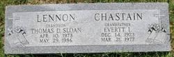 Thomas D. Sloan