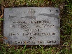Carol E Garrison