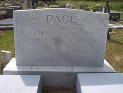 Jacob Riley Page
