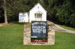Barnwell Baptist Church Cemetery