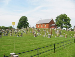 Saint Andrew's Cemetery North Easthope