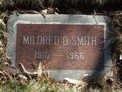 Mildred <I>Dunkley</I> Smith