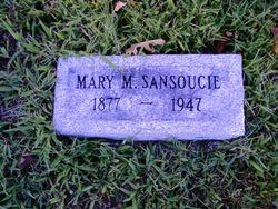 Mary Martha <I>Maness</I> Sansoucie