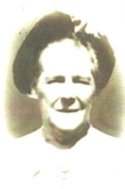 Mary Sophie <I>Bernard</I> Gaudet