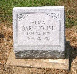 Alma <I>Trotter</I> Barnhouse