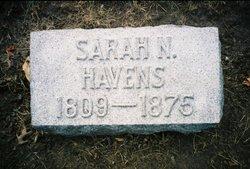 Sarah Norton <I>Hard</I> Havens