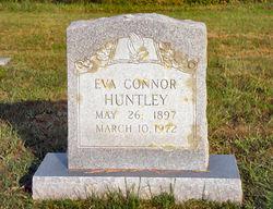 Eva <I>Connor</I> Huntley