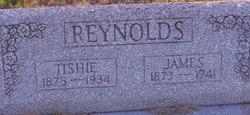 """Cynthia Letishia """"Tishie"""" <I>Bryant</I> Reynolds"""