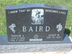 Janet M. <I>Freeland</I> Baird