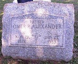 Omer Rocellous Alexander