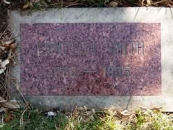 Ernest Linwood Smith