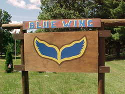 Blue Wing Cemetery