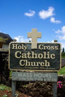 Holy Cross Catholic Church Cemetery