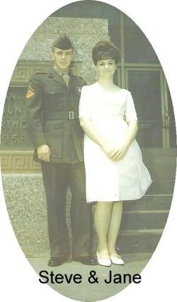 Jane & Steve Revord