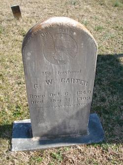George Winston Carter