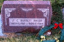 """Lieut Clifford Burnett """"Bert"""" Mason"""