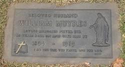 William Joseph Muyres, Sr